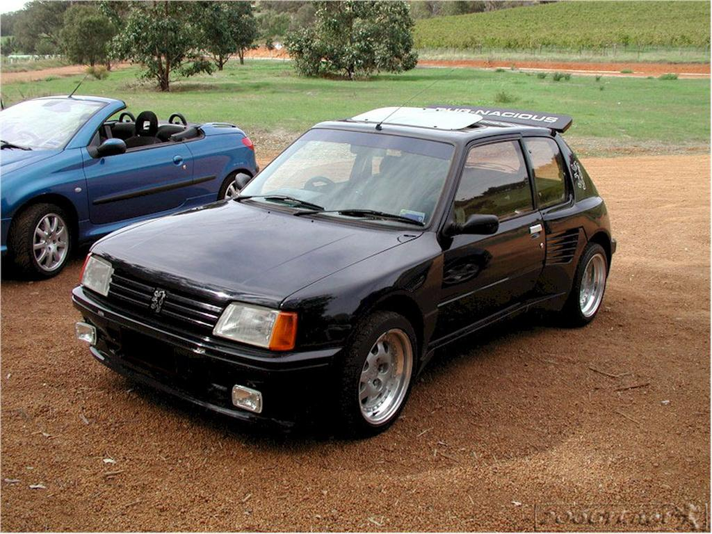 researching my 205 gti dimma in perth. Black Bedroom Furniture Sets. Home Design Ideas